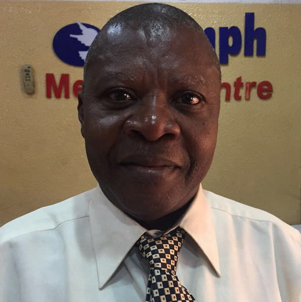 Dr. Johnson Olorunfunmi